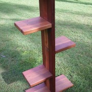 Brisbane Recycled Timber Furniture - Shelving Units