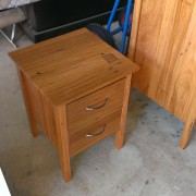 Recycled Timber Furniture - Drawer Units