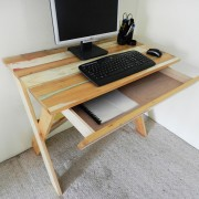 Brisbane Recycled Timber Furniture - Study Desks